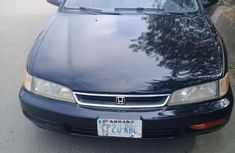 Honda Accord 1998 Coupe Black for sale