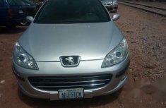 Peugeot 407 2004 2.0 D Silver for sale