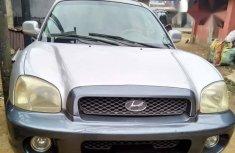 Hyundai Santa Fe 2001 2.4 Grayfor sale