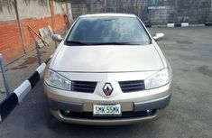 Renault Megane 2.0 CC 2003 Gray for sale