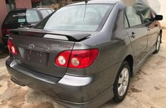 Toyota Corolla 2002 Sedan Grayfor sale