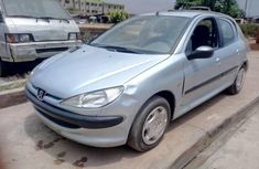 Peugeot 207 2003 Petrol Automatic Grey/Silver for sale
