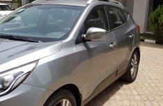 Hyundai ix35 2014 Gray for sale