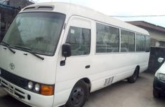 Almost brand new Toyota Coaster Petrol for sale