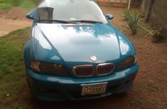 BMW M3 2002 Blue for sale