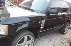 Land Rover Range Rover Sport 2008 4.2 V8 SC Black for sale