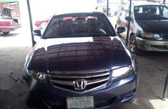 Honda Accord 2006 2.4 Executive Purplefor sale