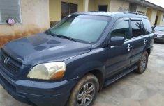 Honda Pilot 2003 EX 4x4 (3.5L 6cyl 5A) Blue for sale