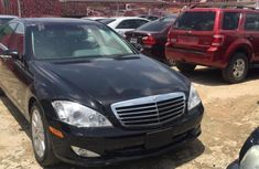 Almost brand new Mercedes-Benz S550 Petrol for sale