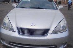 Lexus ES 2006 Silver for sale