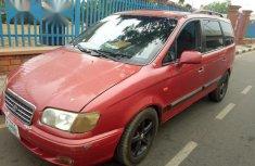 Hyundai Trajet 2004 2.7 V6 GLS Comfort Orange for sale