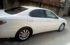 Lexus GS 2003 White for sale
