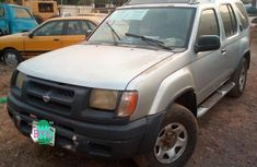 Nissan Xterra Automatic 2001 Gray for sale