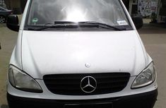 Mercedes-Benz Vito 2007 White for sale