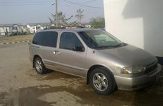 Nissan Quest 3.5 2002 Beige for sale