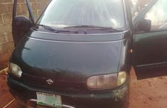Nissan Serena 2001 Green for sale