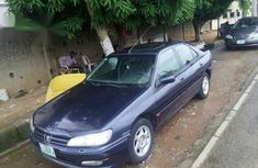 Peugeot 406 2003 Coupe Automatic Blue for sale