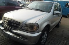 2002 Mercedes-Benz ML 320 for sale