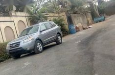 Hyundai Santa Fe 2007 Gray for sale