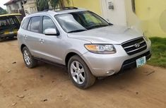 Hyundai Santa Fe 2007 Silver for sale