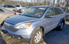 Honda CR-V 2007 EX Automatic Blue for sale