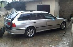 BMW 528i 2004 Silver for sale