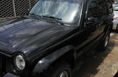 Jeep Liberty Limited 4WD 2004 Black for sale