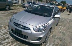 2016 Silver Hyundai Accent for sale