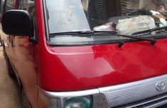 Toyota HiAce 1998 Red for sale