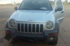 Jeep Liberty 2004 Sport 4WD Silver for sale