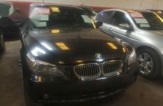 BMW 525i 2007 Black for sale
