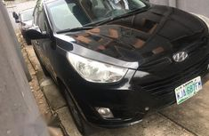 Hyundai ix35 2013 Black for sale