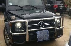 Toks Mercedes-Benz G63 2013 Black for sale
