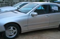 Toks Mercedes-Benz C180 2002 Silver for sale