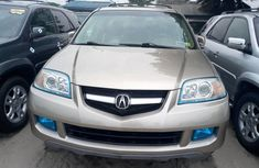 Acura MDX 2005 Petrol Automatic Gold for sale