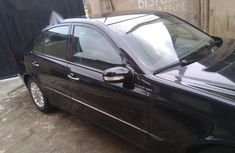 Mercedes-Benz E240 2006 Black for sale