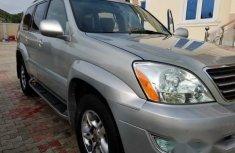 Lexus GX 2004 Silverfor sale