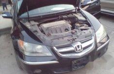 Honda Legend 2006 3.5i V6 Black for sale