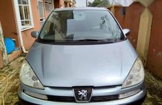 Peugeot 807 2.0 Family 2007 Silver  for sale
