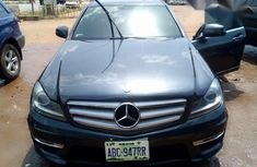 Mercedes-Benz C63 2008 Gray for sale