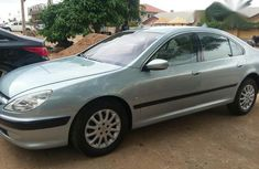 Peugeot 607 2009 Silver for sale