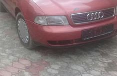Audi A4 2002 1.8 T Orange for sale