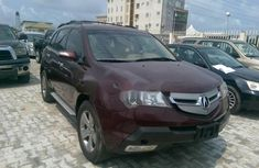 Toks 2009 Brown Acura MDX for sale