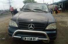 2004 Mercedes-Benz ML 320  for sale