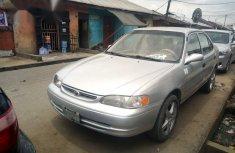 Toyota Corolla 1999 Sedan Silver for sale