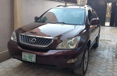 Toks Lexus RX 2009 Brown for sale