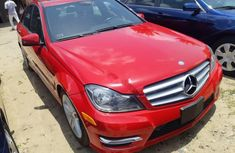 Mercedes-Benz C250 2012 for sale