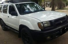 Nissan Xterra 2002 White for sale