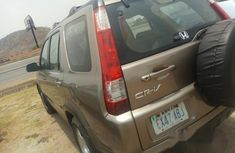 Honda CR-V 2006 2.0i LS Automatic Brown for sale
