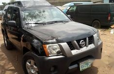 Nissan Xterra 2007 Black for sale